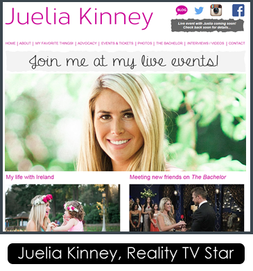 Juelia Kinney - The Bachelor